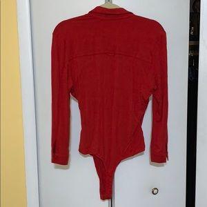 bebe Tops - Bebe v neck bodysuit